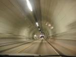 Тоннель под фьордом