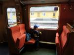 Поезд Flam Mirdal