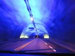 Тоннель под горой и фъердом