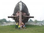 Тольятти. Музей АвтоВАЗ