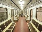 Москва. Пустое метро