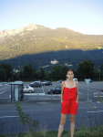 Лихтенштейн вид от границы