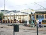 Хельсинки. Экскурсионный трамвай
