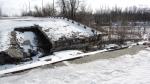 Донецк. Путиловский мост.