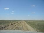 Дорога к Аральску