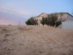 Пески в Богене. Школа