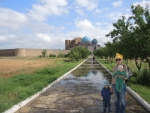 Мавзолей Ходжи Ахмеда Ясави (Туркестан)