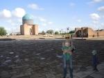 Мавзолей Рабиги Султан Бегим (Туркестан)