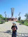Парк 20 лет Независимости Республики Казахстан (Шымкент)