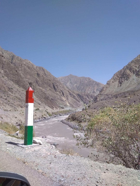 Картинка граница таджикистан