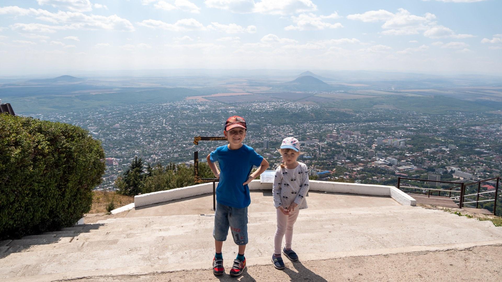 Пятигорск. гора Машук
