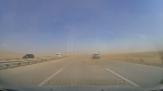 Азербайджан. Пылевая бурька