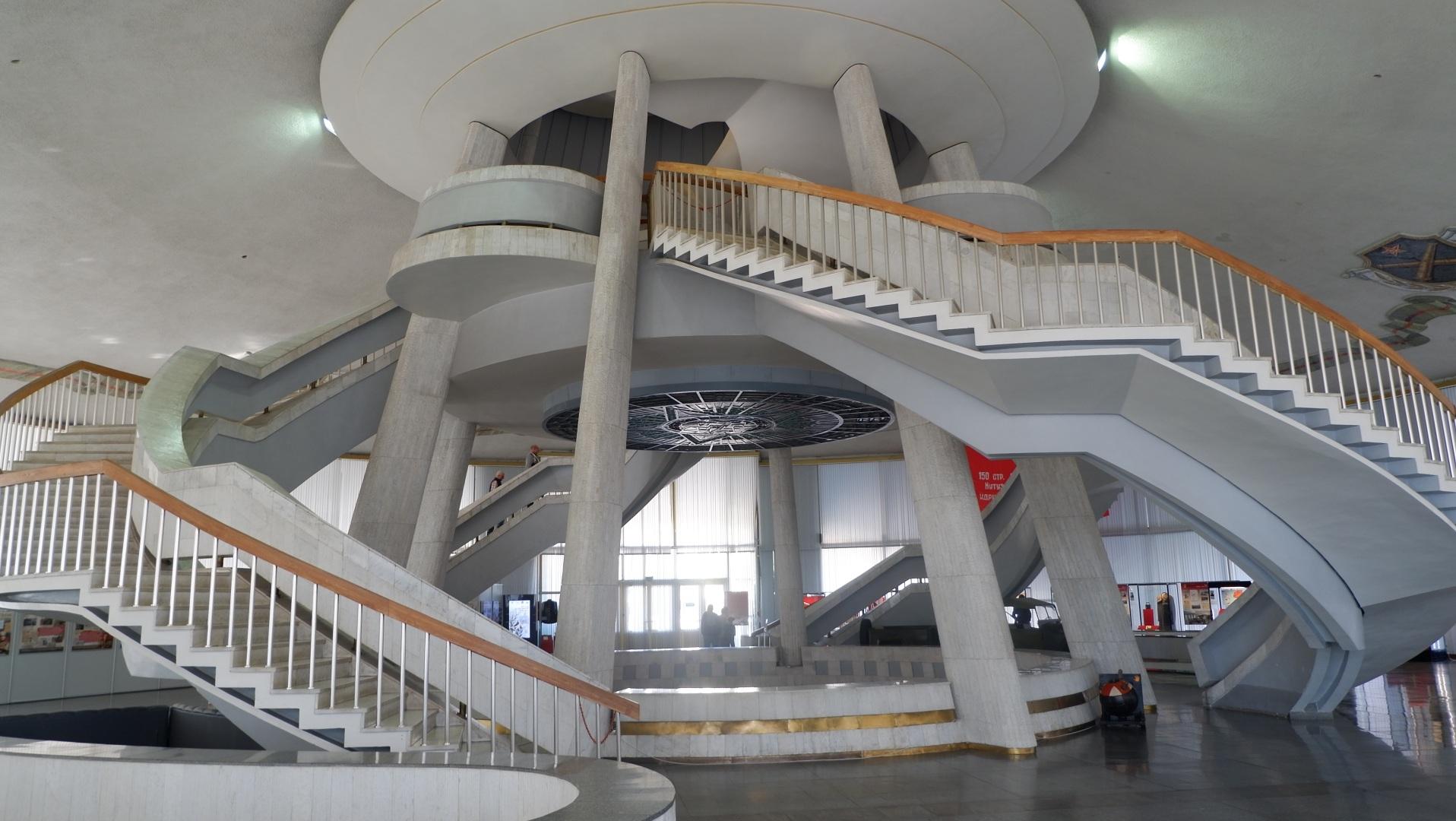 Музей. Сталинградская битва