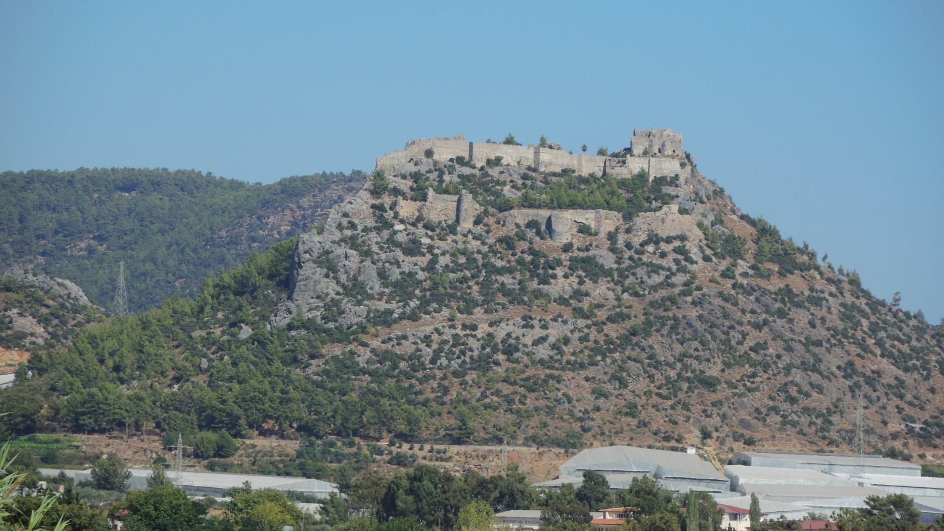 Крепости Средиземноморья