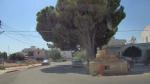 Вид с Южного Кипра на Северный