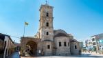 Ларнака. Собор святого Лазаря