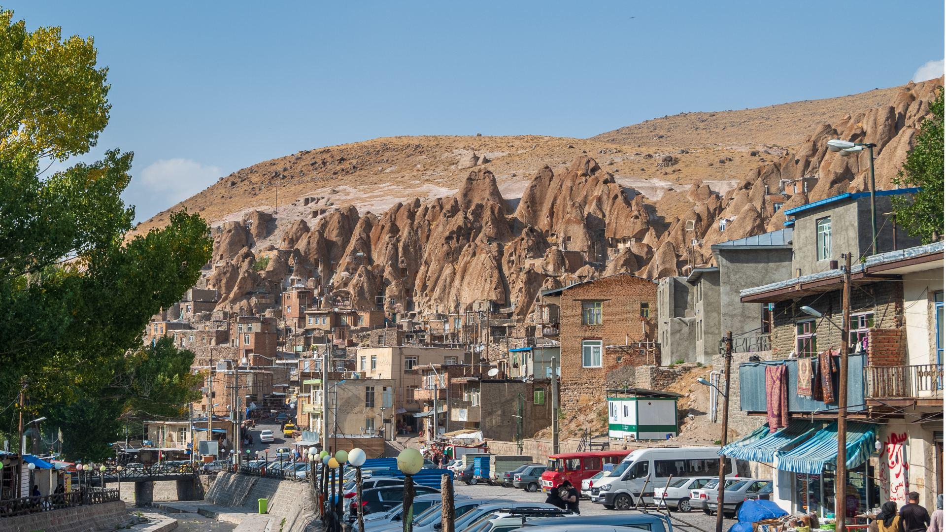 Кандован. Иранская Каппадакия