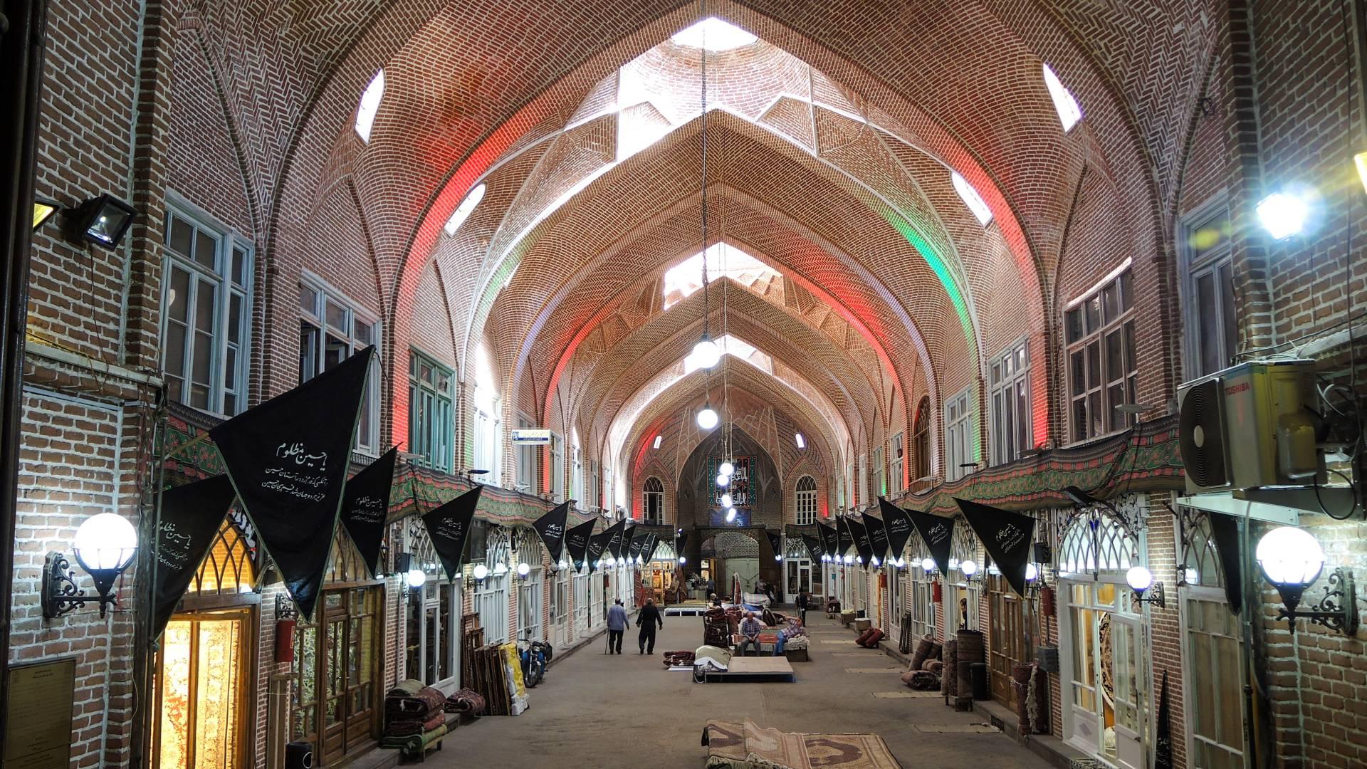 Тебризский базар