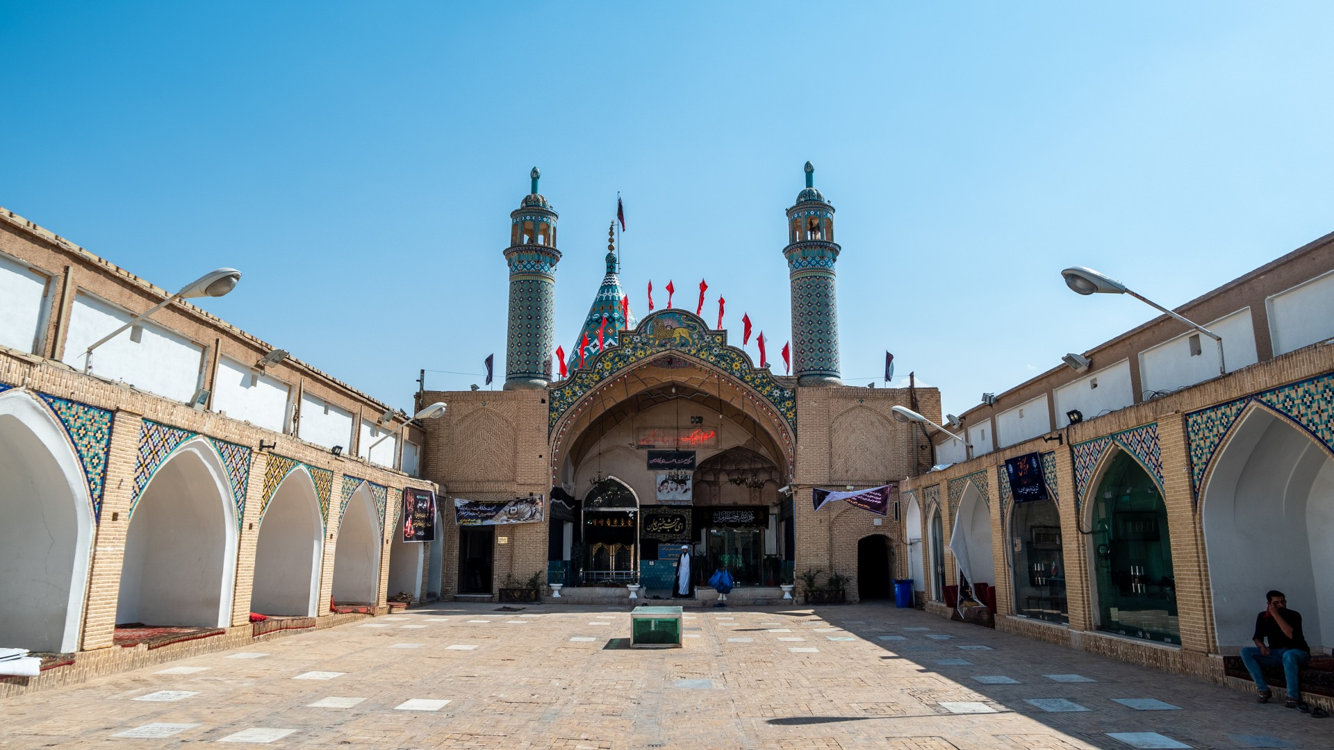 Кашан. Исторический дом