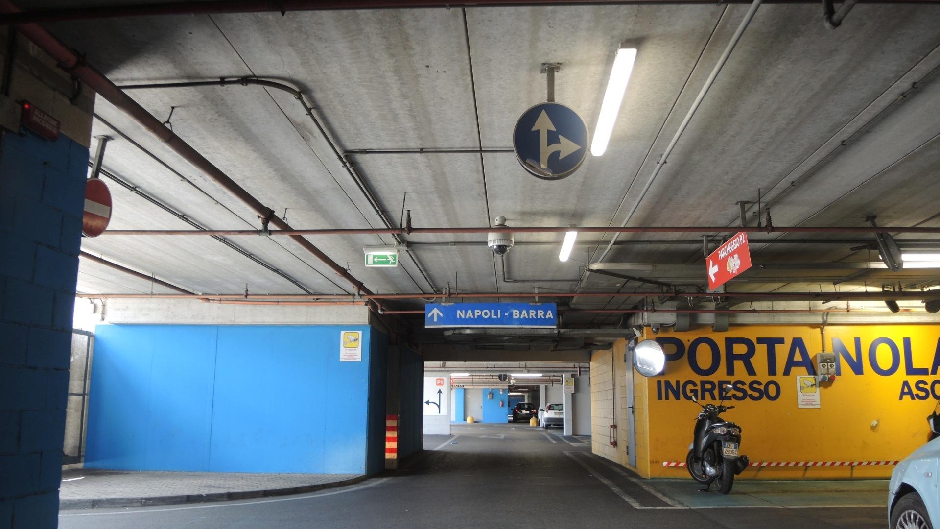 Парковка в ТЦ
