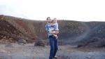 Этна  один из кратеров