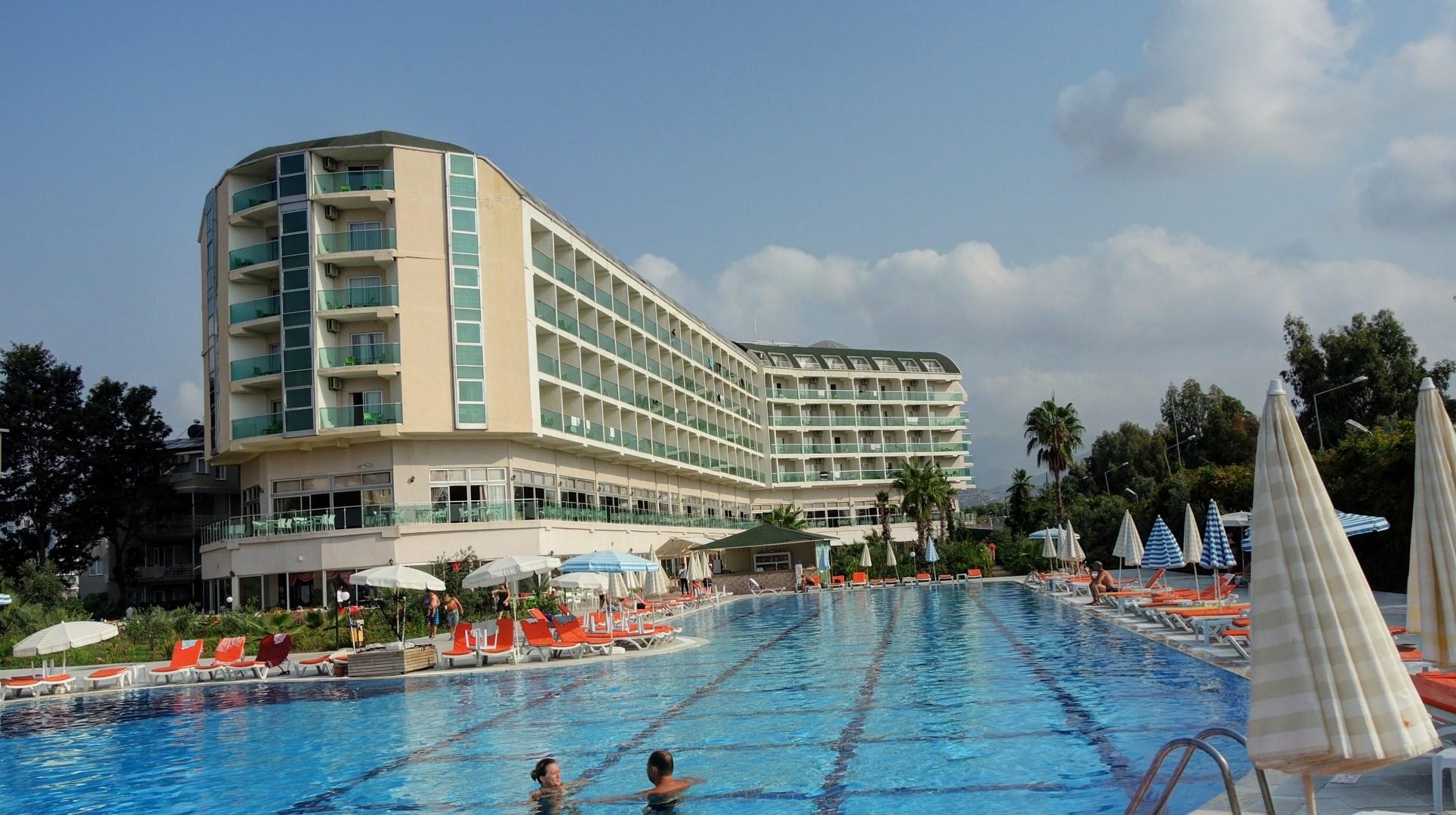 Hedef beach resort spa 5