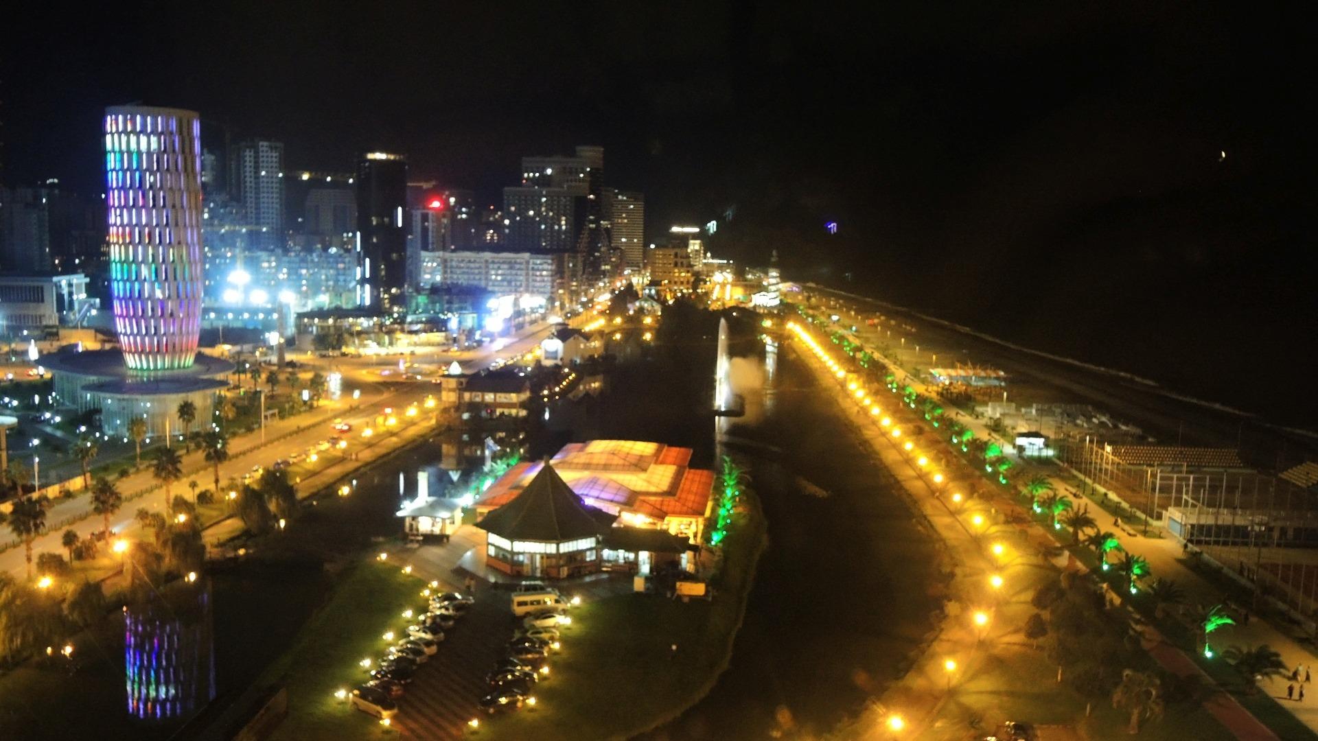 Батуми. Вид из отеля