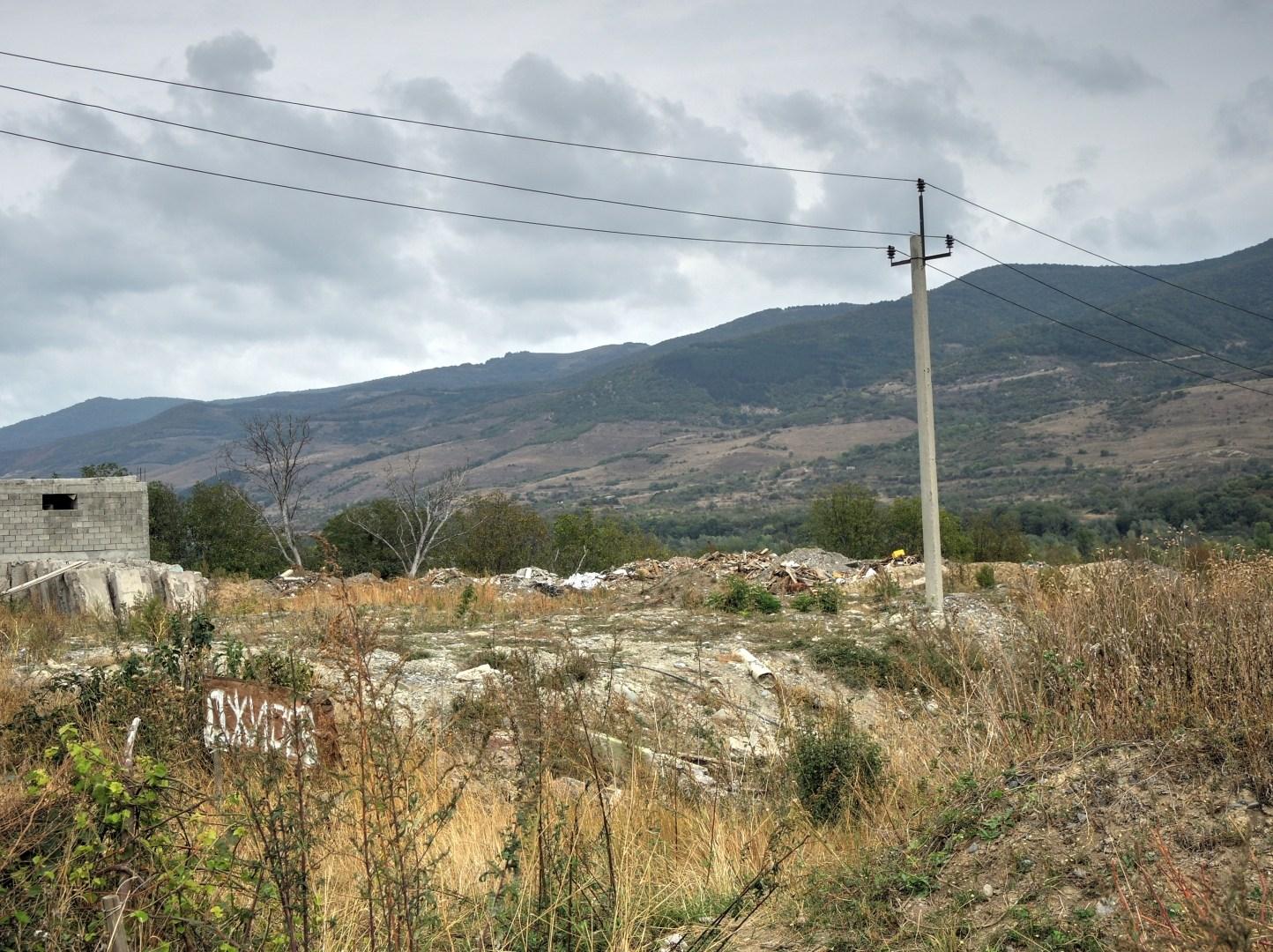 То что осталось от Грузинских сел