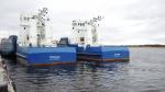 Порт на Онежском озере