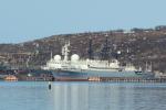 """oСВВ-169   """"Таврия"""" - разведывательный корабль третьего поколения"""